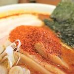 麺処 井の庄 - 辛辛魚