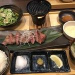 五穀 - 牛タン定食