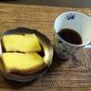 Jiichirourarapotoekisuposhithiten - 料理写真:一応コーヒーを用意