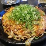 かっちゃん - 肉玉そばダブル