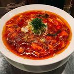 麺屋 愛心 - 料理写真:香辣麻婆麺