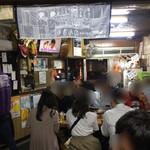 のんき屋 - 店内