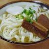 きしもと食堂 - 料理写真:そば小