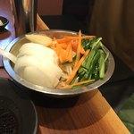 なまらむーちょ - 焼き野菜