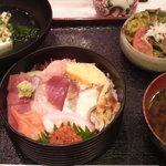 喜久鮨 - 旬の魚のらんち\900