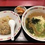 中華料理 大栄飯店 - やきめしセット♪