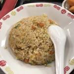 中華料理 大栄飯店 - やきめしセットのやきめし♪