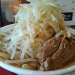 らぁ麺 しん - 小ラーメン(麺200g) 700円