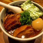 麺屋武蔵 - 武蔵ら~麺!