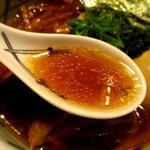 麺屋武蔵 - 二刀流スープは健在!
