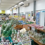 道の駅 許田 やんばる物産センター - 野菜売り場