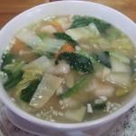 中国料理 なすの華 - 九州ではなかなか食べられない海老そば3.8星