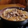 さとり - 料理写真:牛カルビ煮込うどん