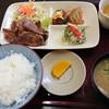 峰の上焼肉店 - 料理写真:Aカルビ定食