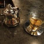 カフェ ラ・ボエム - シャンピンマスカットティー