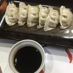 ニュープラシッダ - 焼き餃子