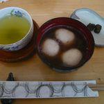 香文木 - 白玉ぜんざい