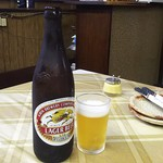 87829279 - 瓶ビールはKIRIN以外もあるよ