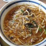 三宝亭 - サンマ―麺