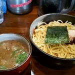 中華そば 椿 - つけ麺850円!+大盛り100円!