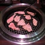焼肉どうらく - 豚ガツ塩