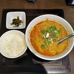麺屋すみか - タンタン麺