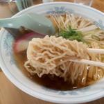 さつき食堂 - 麺