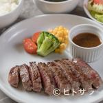 焼肉 もとぶ牧場 - 肉本来の旨みを堪能できる『もとぶ牛ももステーキセット』