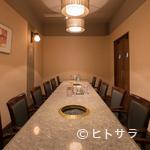焼肉 もとぶ牧場 - 会食、宴会、ファミリーなど、大切な集まりに使える12名個室