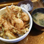 天丼たなぼ - 料理写真: