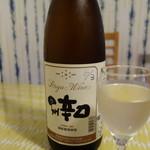 ポルコロッソ - 迫力の一升瓶ワイン~グラス¥380-