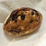 パンやきどころ RIKI - いちごのいよかんレザン ¥260+税