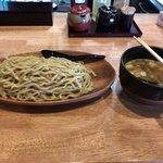 二代目 麺やケイジロウ - 特製 魚介鶏つけ麺