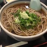 鶴岡屋 本店 - 麺がほぼ一人前でたっぷり♡