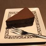 元町珈琲 - チョコレートケーキ