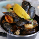 87837689 - Killary Mussels, Classic or Tomato and Chili Sauce