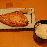 虹乃丘 - 焼き魚
