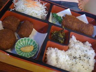 蓬莱屋 - 東京物語膳