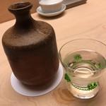 銀座 鮨青木 - 獺祭