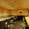 しの平 - 内観写真:席数が少ないため、ご予約をお願いしております。
