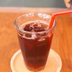 カフェ クチュール ベイク - レモンコーヒー