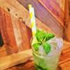 """ナンズ キッチン - ドリンク写真:NANZ KITCHENの名物カクテル""""モヒート""""リピータ-続出のイチオシの一杯。"""