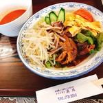 レストラン真珠 - 料理写真:冷しスタミナラーメン