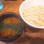 麺や 蒼輝 - 料理写真:みそつけ麺(850円)並