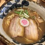 ラーメン考房 平成呈 - 元祖飛魚正麺