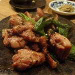 ふくや - 親鶏たれ焼き