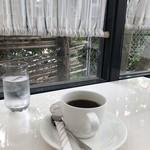 マルメゾン - ホットコーヒー380円