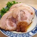 87854267 - 焼き豚 ¥850