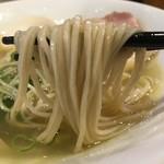 自家製麺 竜葵 - 自家製麺。優しいメン。