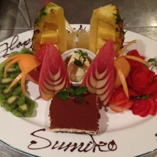 BirthdayPlate☆(\1,500)